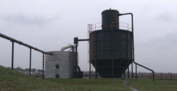 Испирање водоводне мреже у Куцури