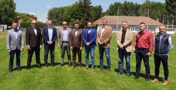 Представници ФСВ посетили ОФК Врбас